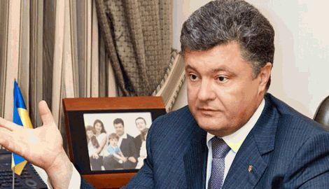 Політичний суїцид Петра Порошенко