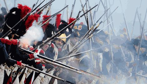 В России вспомнили, как их армия брала Париж, и хотят сделать данный день праздничным