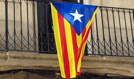 Последствия сепаратизма на Донбассе, Каталония хочет независимости от Испании