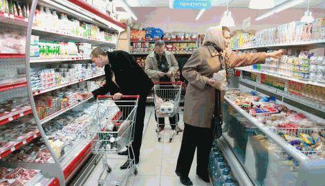 Реформы от «ДНР», в голодающем Донецке закрывают сети супермаркетов