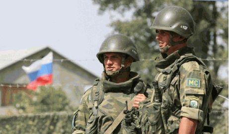 Под Новоазовском высадилось подразделение российской военной разведки