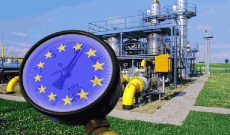 Украина получила реверсом 500 миллионов кубометров газа из Европы