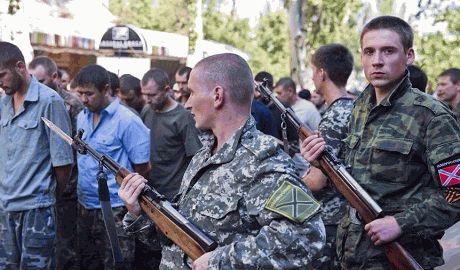 Из плена боевиков освободили еще 8 военных
