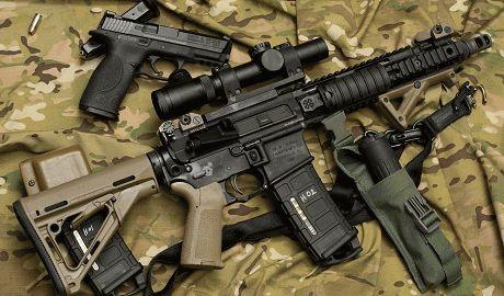 В Верховной Раде предлагают разрешить свободное владение огнестрельным оружием