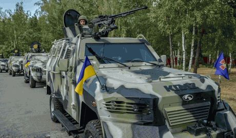 Петр Порошенко : нам не предоставили современного оружия, но предоставили то, что сделает современным  украинское оружие