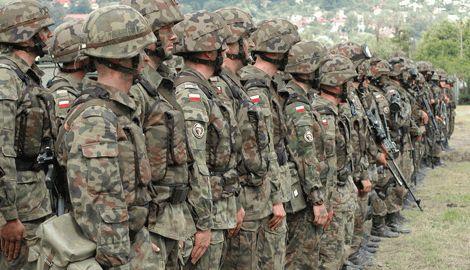 В Польше начали создавать Национальную гвардию из числа добровольцев