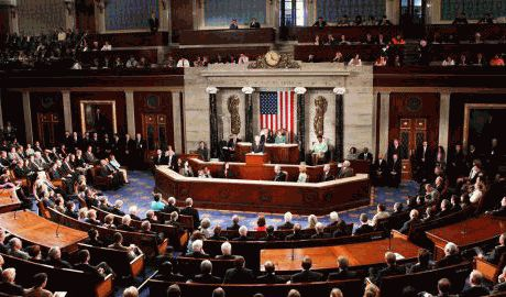 Сенат США проголосовал за предоставление Украине статуса союзника и оружия