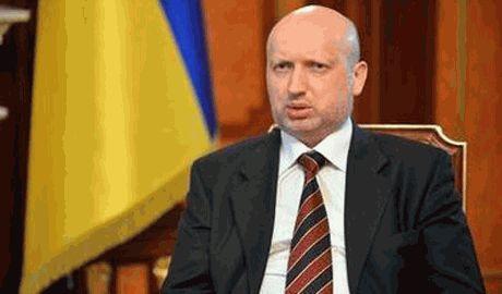 Турчинова назвал болезненными мечтами Путина заявления, о якобы сдаче Донбасса России