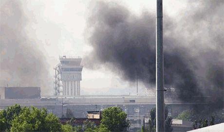 Артиллерийский снаряд угодил в Донецкий супермаркет – есть жертвы
