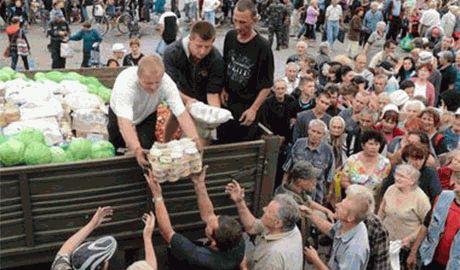 Голод — не тетка! Боевики уже готовы принять гуманитарку даже от Киева