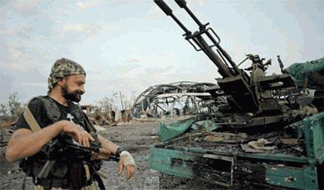 Боевики заявляют о блокаде сил АТО в «новом котле» между Горловкой и Макеевкой