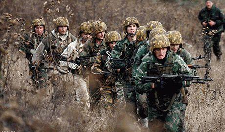 Войска РФ проводят зачистку Луганска от боевиков ЛНР