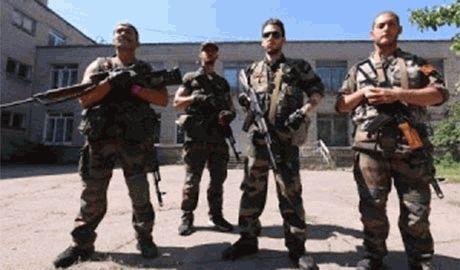"""На Луганщине террористы """"ЛНР"""" выстрелами разогнали митинг пенсионеров"""