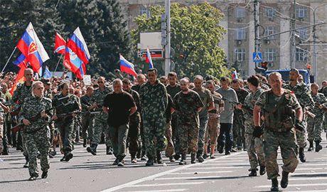 В застенках «гестапо» террористов остается 30 бойцов из Запорожья