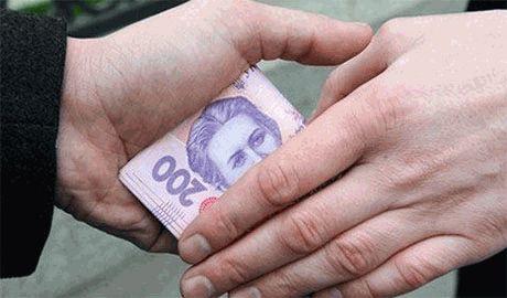 В Днепропетровске задержан офицер военкомата, который за деньги «отмазывал» от мобилизации