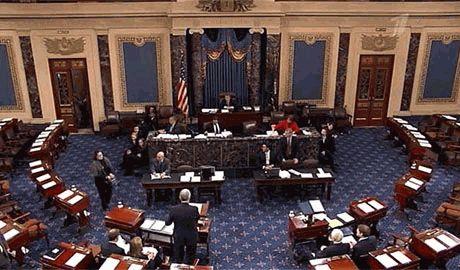 На завтрашнем заседании Сенат США может наделить Обаму беспрецедентными полномочиями по оказанию военной помощи Украине