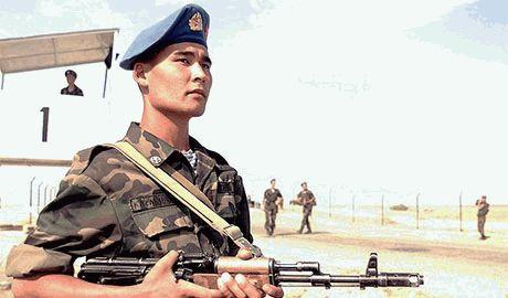 Казахстан отрицает участие своих военных в украино-российском вооруженном конфликте на Донбассе