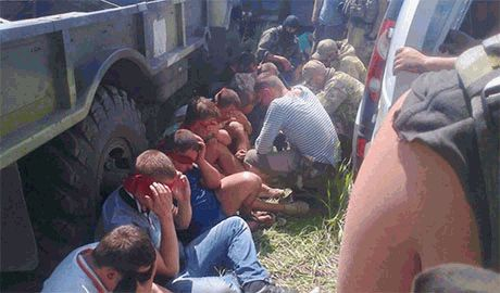 Между силами АТО и террористами из ДНР начался очередной обмен пленными в формате «40 на 40»
