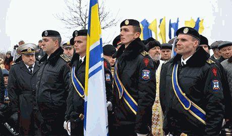 """Для защиты южны рубежей Украины формируется батальон морской пехоты спецназначения """"Черное море"""""""