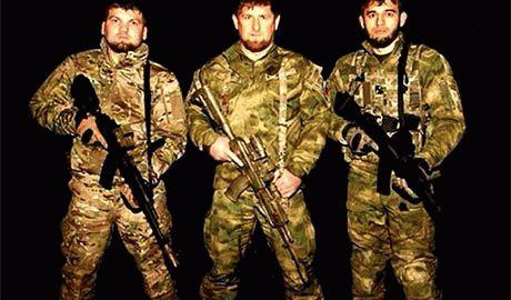 Кадыровцы решили обживаться на Донбассе и заселяют свои семьи в дома луганчан