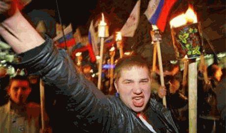 Русские неонацисты через соц. сеть «ВКонтакте» активно вербуют белорусов для войны с украинцами