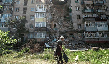 В пяти районах Донецка продолжается хаотическая стрельба, – горсовет