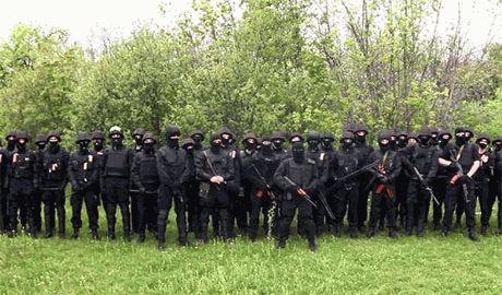 """Батальон """"Донбасс"""" получил обещанное тяжелое вооружение и расширил свой штат до 700 человек"""