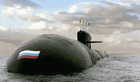 Россия перебрасывает в Черное море ударные подводные лодки с крылатыми ракетами на борту