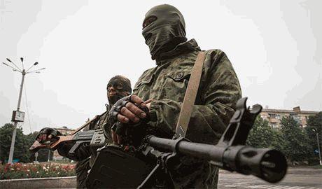 Террористам поступило подкрепление и боеприпасы, — Тимчук