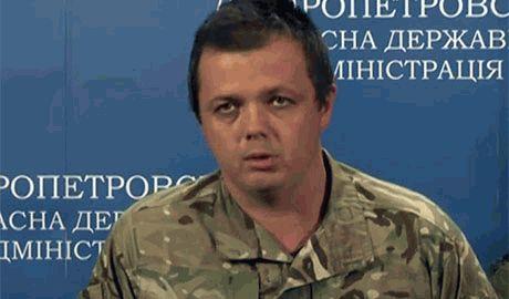 Углегорск под контролем террористов, в Дебальцево работают ДРГ боевиков, – Семенченко