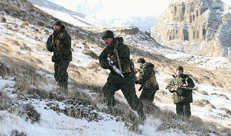 В боях с Дагестанским подпольем российский спецназ несет потери