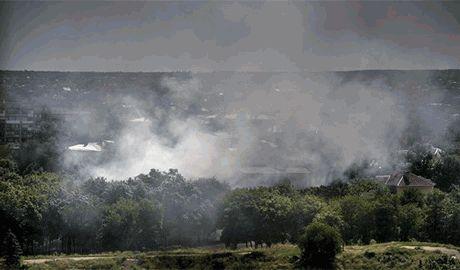 В поселке Никишино боевики ДНР держат под огенм позиции батальона «Киевская Русь» и готовят наступление