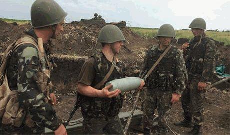 В ответ на обстрелы Ждановки и Нижней Крынки, артиллерийская бригада ВСУ уничтожила тяжелую технику террористов