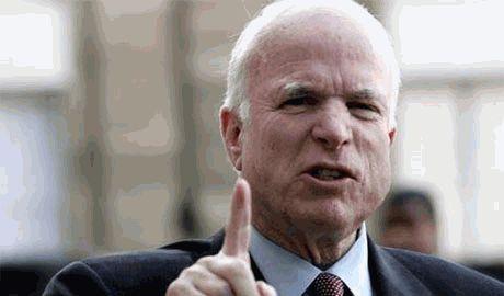 Путин заплатит за вторжение в Украину, — Маккейн