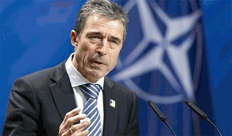 НАТО готово предоставить Украине помощь в размере 15 млн евро, — Расмуссен