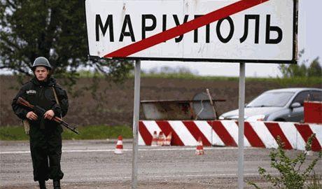 В СНБО заявили, что для защиты Мариуполя местным жителям могут раздать оружие