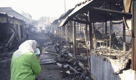 В СНБО заверили, что в случае необходимости силы АТО готовы эвакуировать мирное население Дебальцево