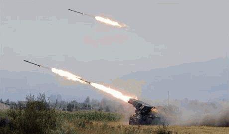 Боевики обстреливают город Горское, есть жертвы среди мирных жителей