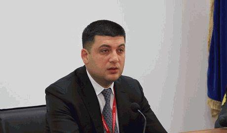 У Порошенко сообщили, что новым председателем парламента будет Владимир Гройсман