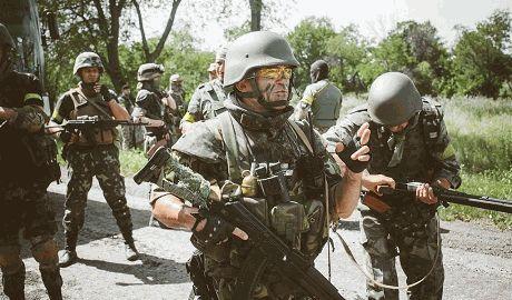 """Командир одной из рот батальона """"Донбасс"""" прикинувшись """"гумконвоем"""" вывел свои бойцов и з """"Иловайского  котла"""""""