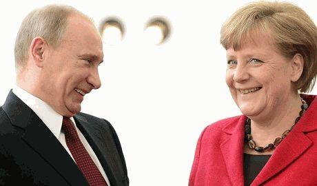 Меркель готова признать путинскую «Новороссию»