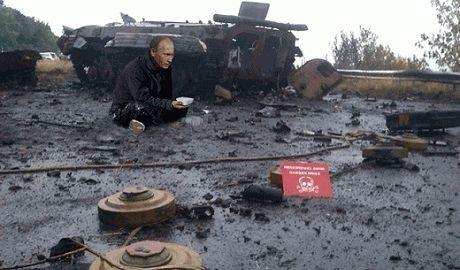 Минутка юмора!»Семейка Путлерсов» — «Вата Путятишна» и другие фотожабы от украинских пользователей интернета