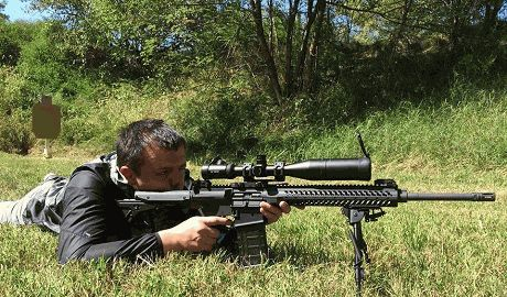Семенченко подписал первый контракт с США о поставках вооружения для украинской армии