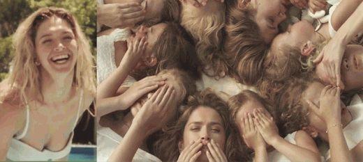 Вера Брежнева выпустила новый клип, в котором показала свою семью