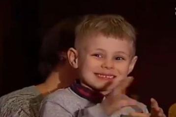 Сын Тины Кароль снимает фильмы ужасов