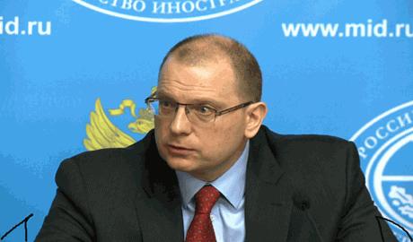 Константин Долгов рассказывает байки о ритуальных убийствах, которые осуществляет «Правый сектор».