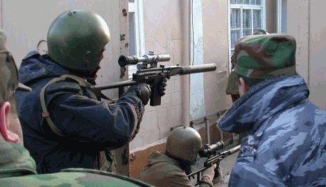 Начиная с 7 октября в РФ началась антитеррористическая операция