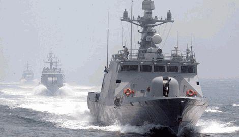 На спорной территории в Желтом море произошел бой между кораблями КНДР и Южной Кореи