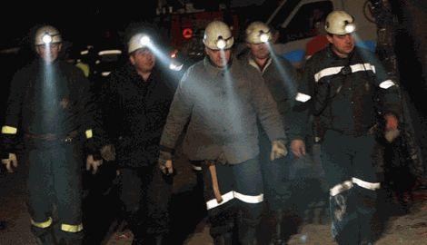 Результат взрыва на польской шахте:  20 горняков пострадали, двое пропали без вести