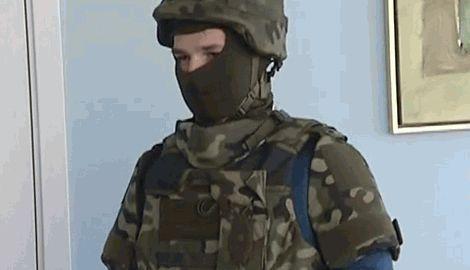 МВД начало одевать своих сотрудников в бронежилеты 5 класса защиты, Натовского образца